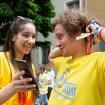 Technika, informatika a PT nyári táboraiban